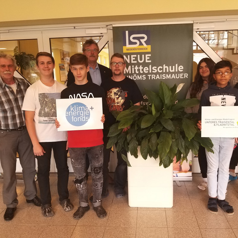 Workshop Solarmodulbau NMS Traismauer